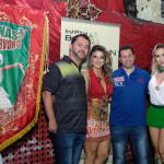 SÃO PAULO,SP - 12.2.2017: Ação da Body Finn e De Marie na Escola de Samba Mocidade Alegre.