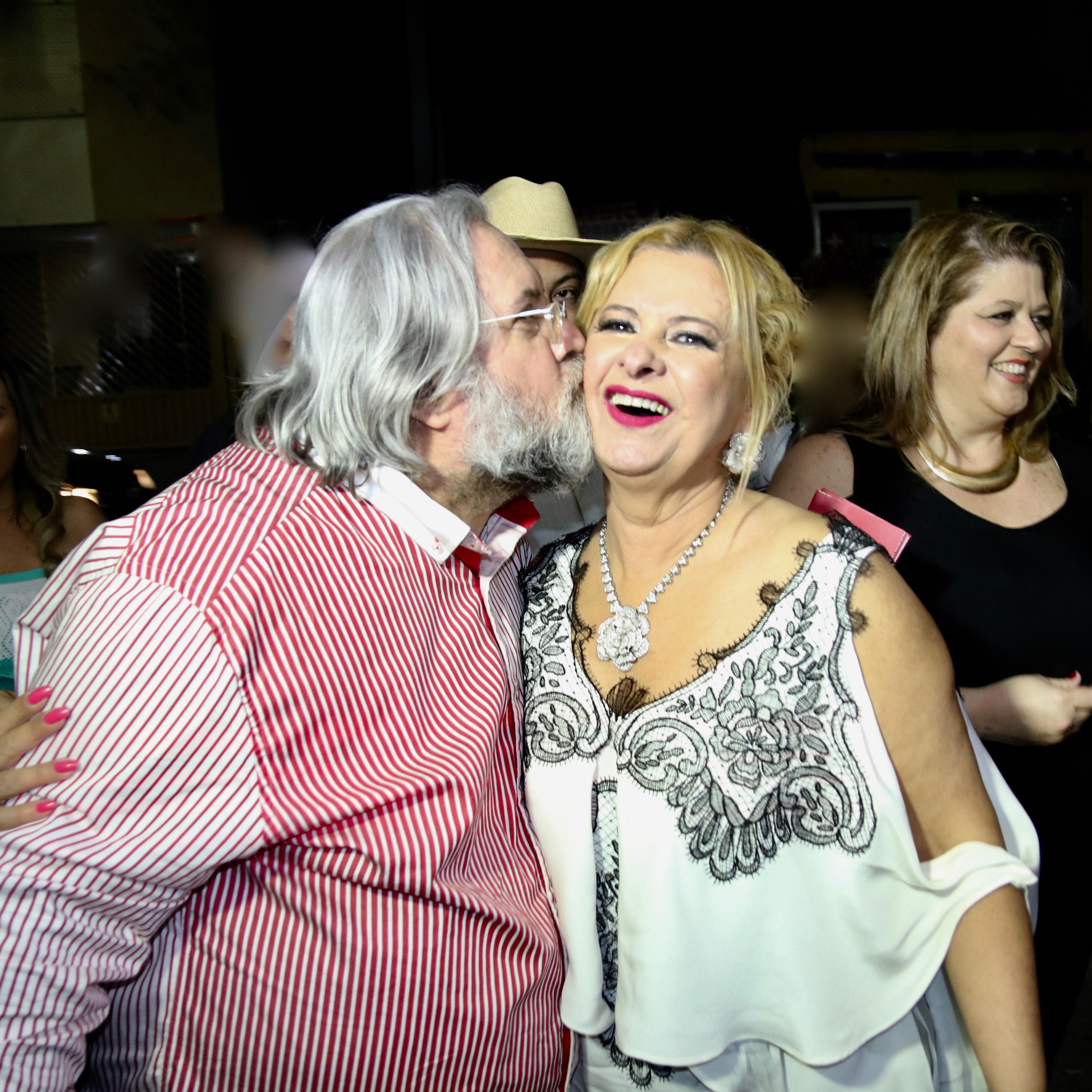 Leão Lobo e Lilian Gonçalves