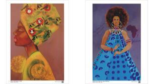 Expo Afro Tons Meu Olhar - Artista Vera Rocha - Curadoria Maurício Coutinho (2)